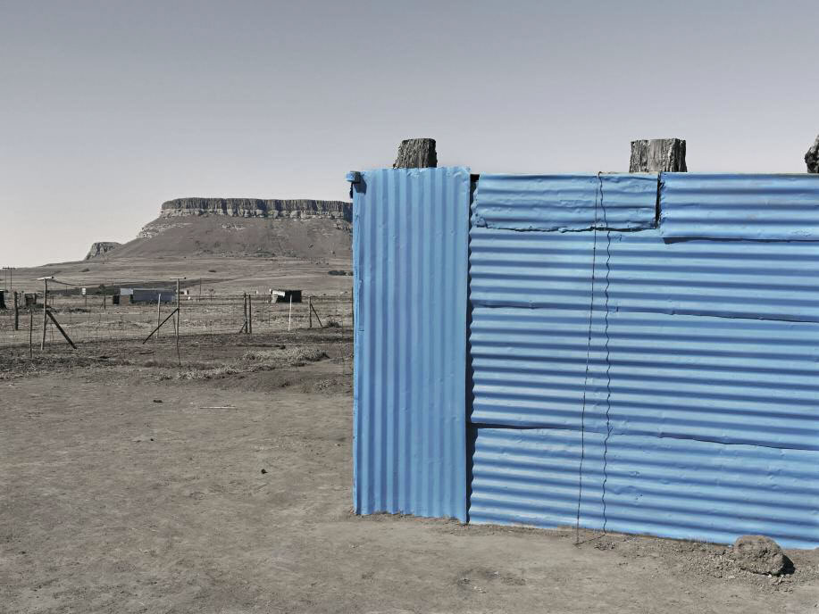 Graeme Williams, Intabazwe Township Shop Harrismith, 2011