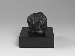 Joni Brenner, Too Soon, 2013, bronze, edition of 5, 10 x 10 x 10 cm, £1,000